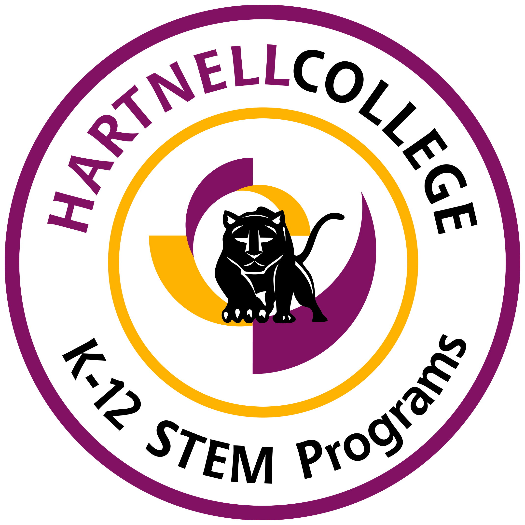 Hartnell K12 STEM Programs Logo