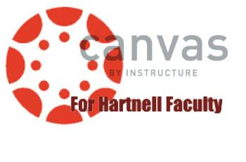 Canvas (Distance Ed) for Faculty