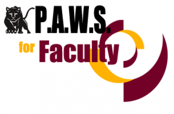 P.A.W.S. for Faculty