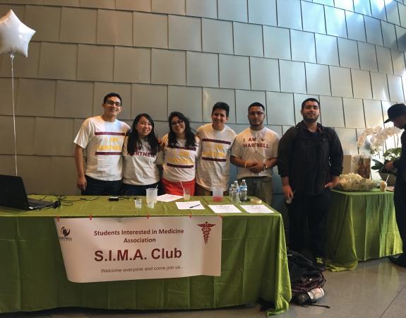 The SIMA Club Demo