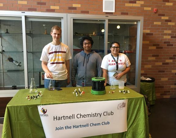 The Chemistry Club Demo