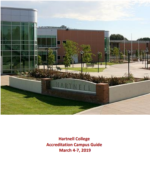 Campus Guide for Accreditation Visit 2019