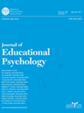 Journal of Educational Psychology