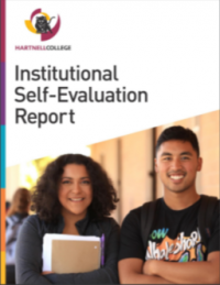 Accreditation - 2019 Institutional Self Evaluation Report Cover