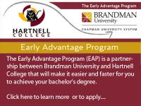 Early Advantage Program