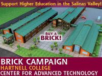 Support Higher Education in Salinas - Brick Campaign for Alisal Campus