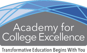 Academy for College Excellence Official Logo