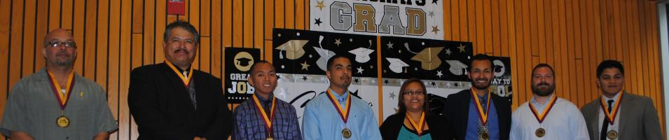 Hartnell's First Veterans Graduation Recognition Ceremony - June 2014