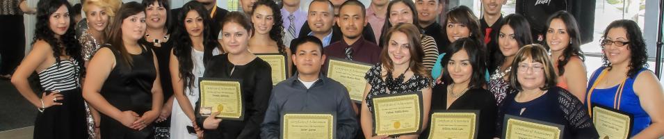 TRiO Program Graduates Class of 2013
