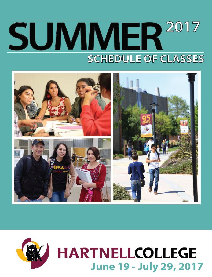 Welcome to the      Summer semester at Hartnell College  home of the Panthers  We hope that you will find exactly the courses you need to reach your