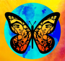 Dreamers Butterfly is a universal emblem of a welcoming space for Dreamers and the Dreamer movement