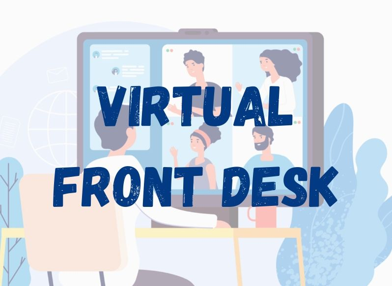 Admissions & Records Virtual Front Desk Link